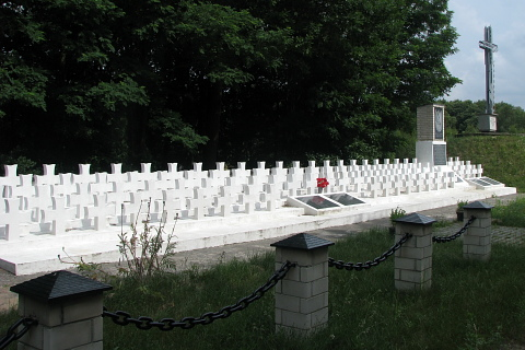 Wytyczno, cmentarz wojenny 1939.