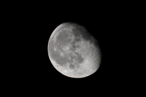 Księżyc.