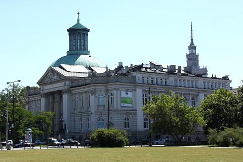 Zachęta Narodowa Galeria Sztuki, Warszawa.