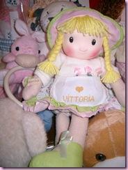 bambola vittoria