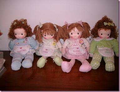 bambole le amichette