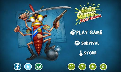 Critter Quitter: Bugs Revenge