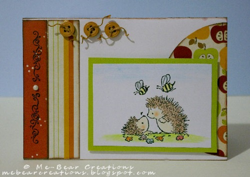 Autumn-Hedgehogs