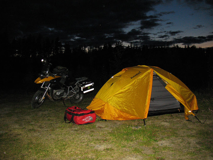 Whats the best tent for you and your gear?