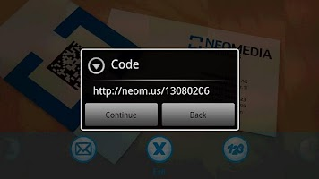 Screenshot of COMPUTERBILD Code Leser