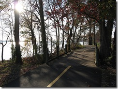 Mt. Vernon trail