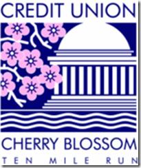 Cherry Blossom 10 mile run picture