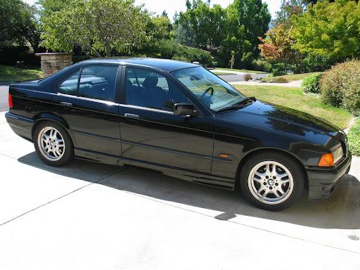 BMW E36 328i: 1996 BMW 328i E36 4 door