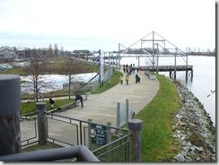 Steveston walkway