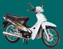 motorcycle_HONDA_Wave_110S