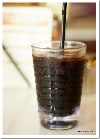 Black Iced Coffee
