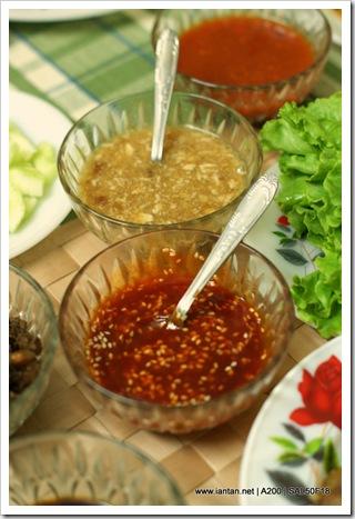 Lobak Sauces