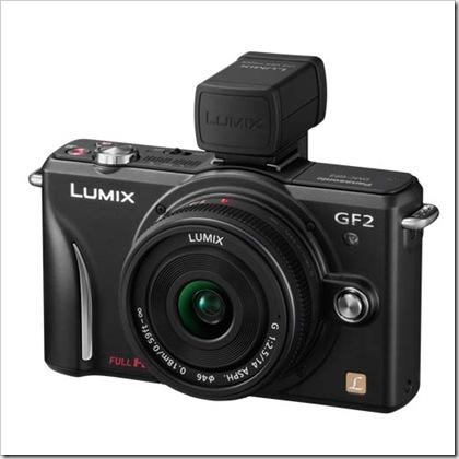 Panasonic Lumix GF-2