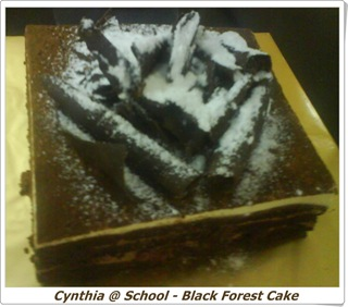 blog - balck forest cake