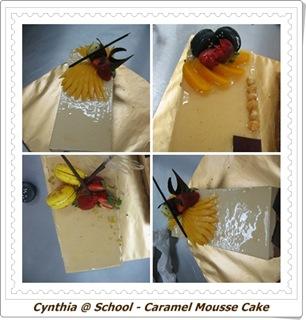 caramel mousse 2