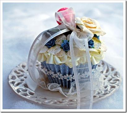 Mammas cupcake
