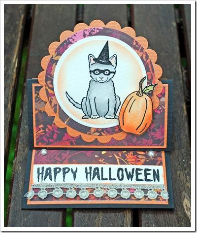 Kitty Halloween öppen