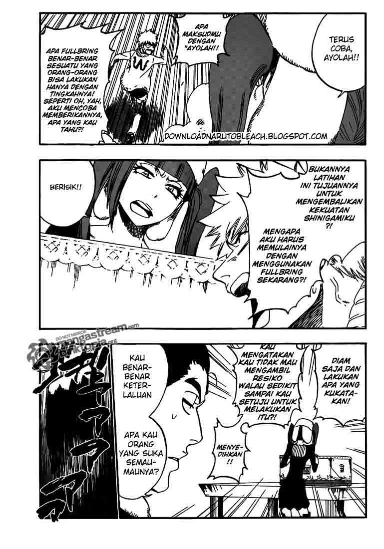Bleach 435 page 7...