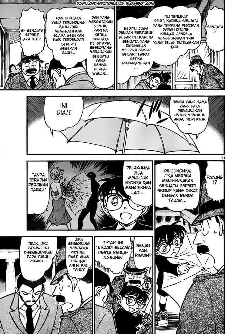 Detective Conan 764 Page 11