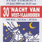 100 km Nuit des Flandres 18/06/2010 20091920Juni_30steNachtVanWestVlaanderen_100Km