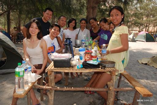 group pic in nagsasa cove