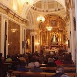 Bicentenario 1810-2010 24 enero 2010 Encuentro de oración, con la Virgen,de los grupos: Vida Ascendente, Caritas, Colaboradoras de la limpieza y Enfermos.