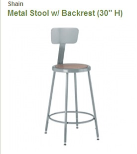 Metal Stool w Backrest (30 H) at School Outfitters - Windows Internet Explorer 10112010 102416 AM