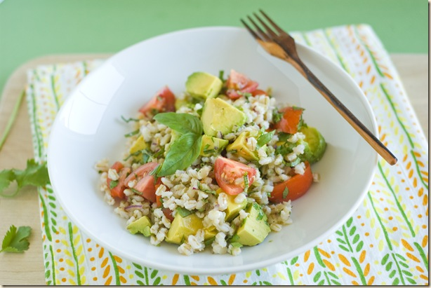 barley avocad salad 2