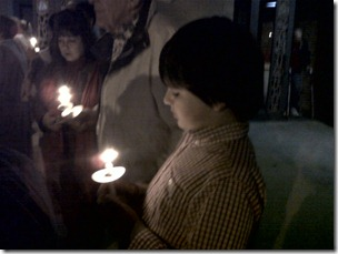 2010 candlelight