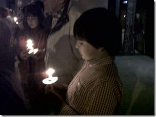 2010 candlelight