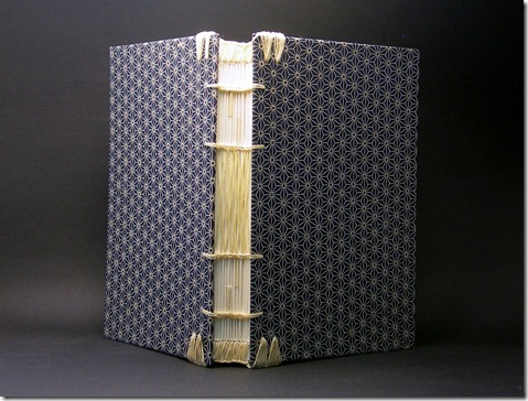 Watson-Will: celtic and coptic binding with headbands