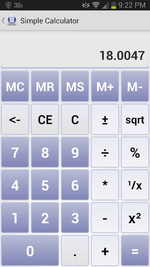 Unit Converter Plus Screenshot 4