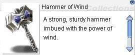 Hammer of Wind