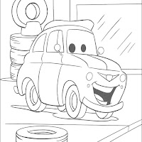 cars 66 cup coloring pages - photo#4