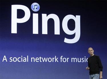 PING - Social Network for Music
