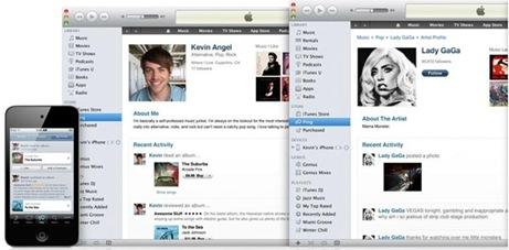 Ping - Apple social network