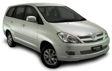 Mobil keluarga ideal terbaik indonesia - kijang innova silver