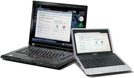 Notebook dan Netbook