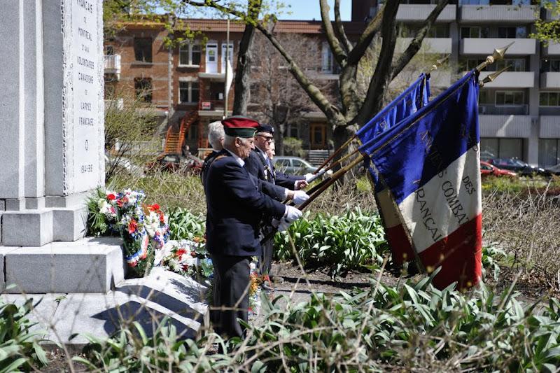 Commémoration 8 Mai