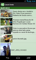Screenshot of Pesca Alternativa