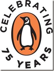 Penguin 75 ann logo