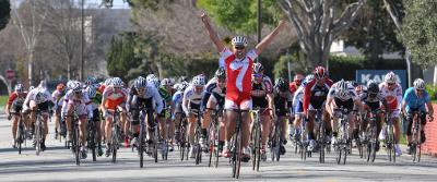 Menlo Park GP finish