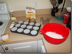 Muffins maken1