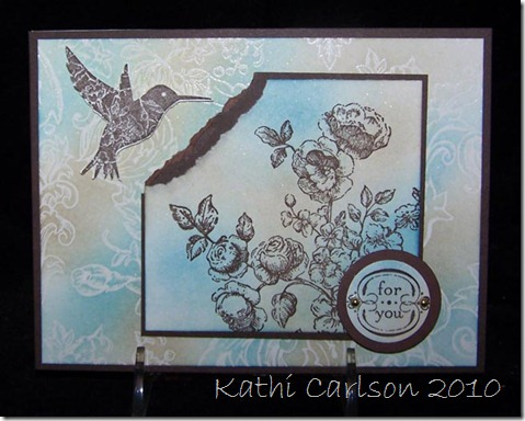 Stampin' Up Retreat_Sept 2010