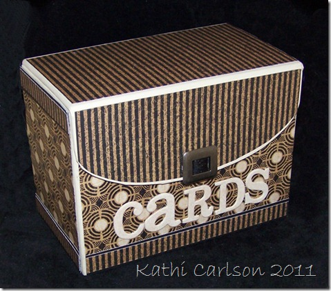 Card Box_ January 2011