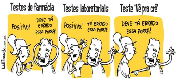 Testes_gravidez