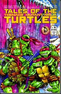Tales Of The TMNT v1 #01
