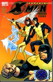 X-Men Primeira Turma Especial