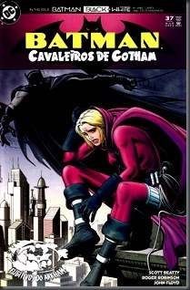 Batman - Cavaleiros de Gotham #37 (2003)