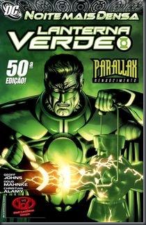 Lanterna Verde #050 (2010)